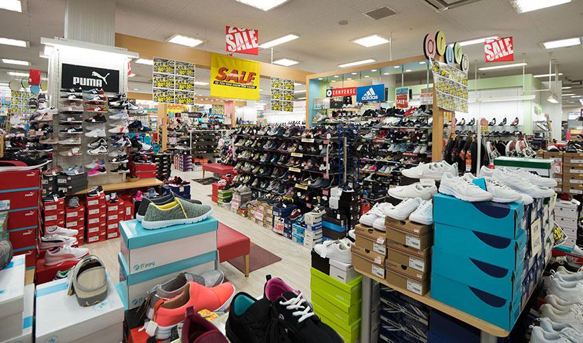 靴のアルコ店内の様子1